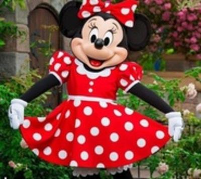 Esta cantante ayudó a Minnie Mouse a tener una estrella en Hollywood