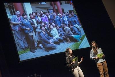 Gramo presenta material didáctico con ocho casos de éxitos