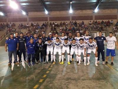 Salonismo: Concepción y Vallemí golean en el debut
