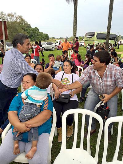Afirman que no le dejarán jurar a Javier Zacarías como senador