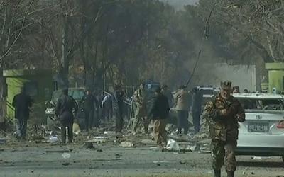Kabul: 17 muertos y más de 100 heridos al estallar una ambulancia bomba