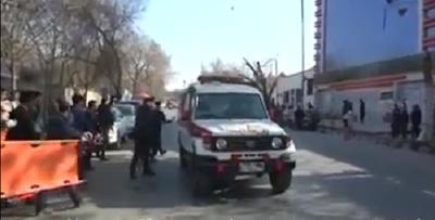 Atentado en Kabul deja 95 fallecidos y un centenar de heridos