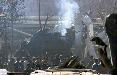 Sube a 103 muertos el balance del atentado en Kabul