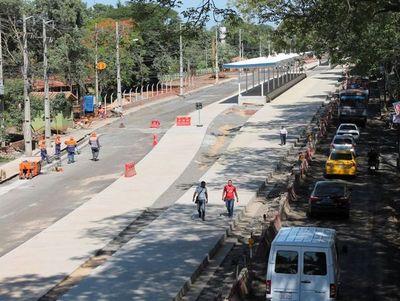 Metrobús: Esta semana se adjudicará la obra del microcentro