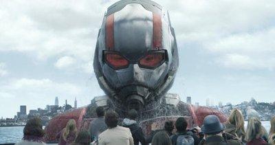 "Marvel lanza primer tráiler de ""Ant-Man and The Wasp"""