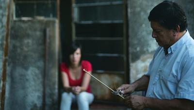 "Proyectarán ""Cuchillo de palo"" en Manzana de la Rivera"