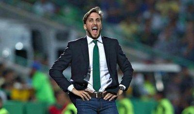 Luis Zubeldía parte con ventaja para ser técnico de Cerro Porteño
