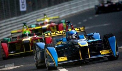 Fórmula E, por las calles de Santiago