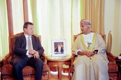 Paraguay propone a Omán producir alimentos