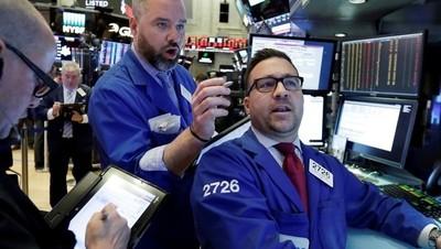 Wall Street abrió a la baja después de días turbulentos