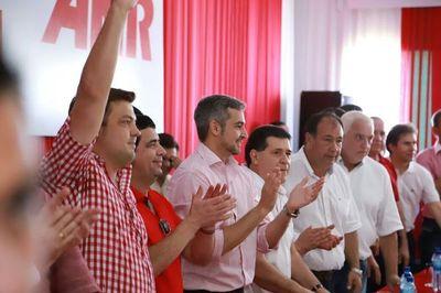 HC y Marito, unen y suman a dirigencia colorada en Itapúa