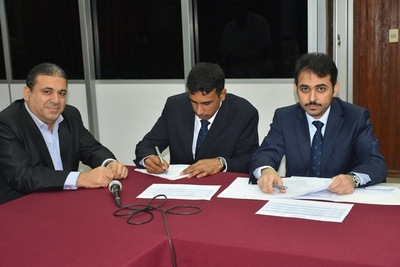Técnicos de alimentos árabes siguen trabajando en Paraguay