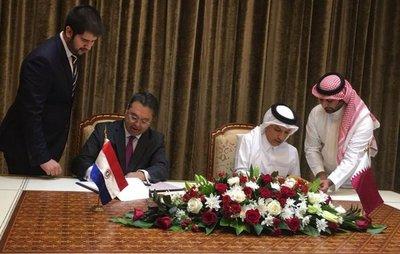 Qatar apunta a Paraguay como destino de inversiones