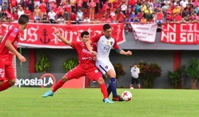 Cerro recogió su primer punto en el Apertura
