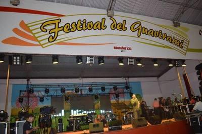 Preparan la XXII Edición del Festival del Guavirami
