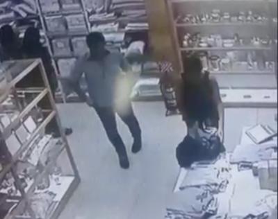 Turista argentina vino de shopping pero le robaron toda la compra y dinero