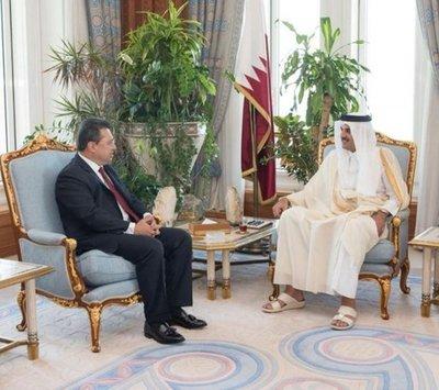 Qatar muestra interés en cadenas productivas