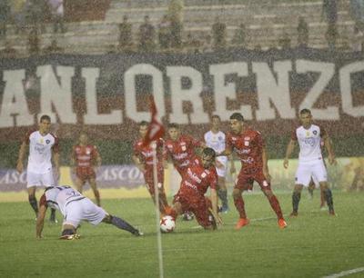 Postales: 3 de Febrero 1-1 Cerro Porteño