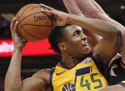 Jazz y Rockets llegan con mejor racha y marca