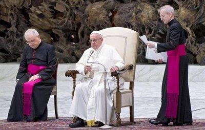 Obispos deben renunciar al cumplir 75 años