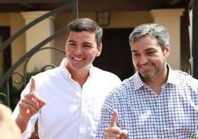 """Peña reafirma apoyo a Marito y dice estar """"a disposición"""""""
