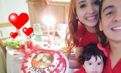 Tras La Polémica, Así Will Fretes Y Marilina Bogado Celebraron Su Amor
