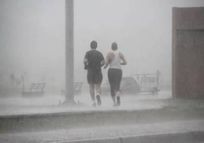 Chaparrones desde hoy, lluvias el fin de semana