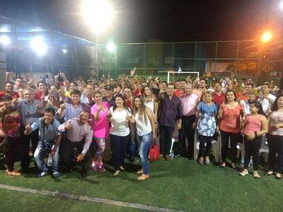 """HC y Marito """"sellarán"""" la unidad de los colorados en el Alto Paraná"""
