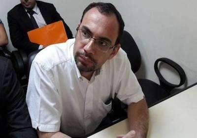 Arresto domiciliario para Raúl Fernández Lippmann