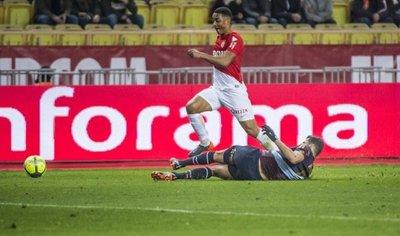 El Mónaco se reafirma en la segunda plaza tras golear al Dijon