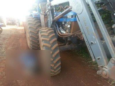 Matan a un agricultor en Alto Paraná