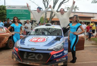 Ya rugen motores: Arranca el Rally 2018