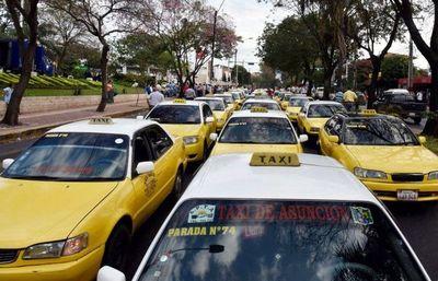 Contra Uber: planean caos