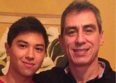 Luis Villamayor revela identidad del asesino de su hijo