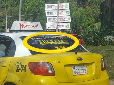 Uber, el terror de los taxistas, llega a Foz de Yguazú con estas tarifas: