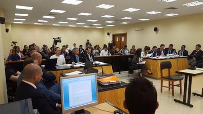Juicio oral contra asesinos de Alex Villamayor