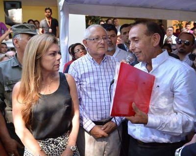 Polideportivo de CDE llevará el nombre de Barreto Sarubbi