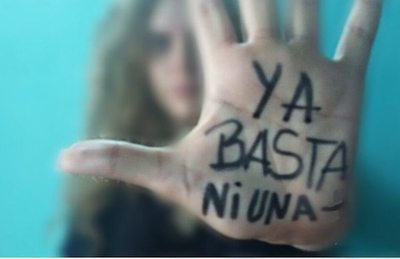 """""""Miss Gordita"""" he'i no a la violencia a la kuña"""