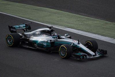 F1: Mercedes presenta su nuevo monoplaza para 2018