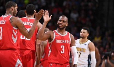 Rockets siguen triunfales; Spurs dejan crisis a costa de Cavaliers