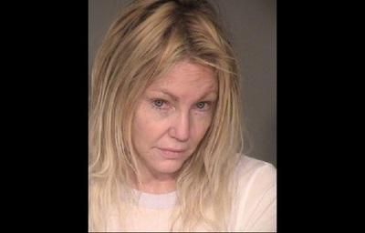 Conocida actriz fue arrestada por pegarle a su novio y a tres agentes de paz