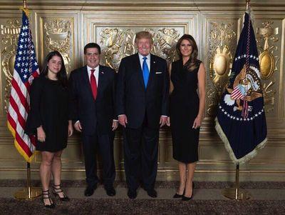 Relación diplomática con EEUU