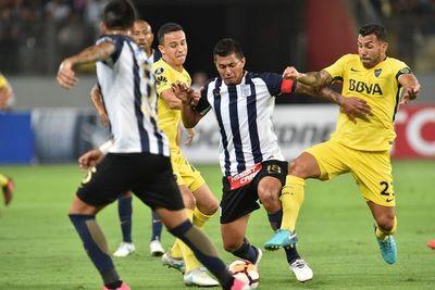 Libertadores: Boca pesca en Lima y Palmeiras sacude a Junior