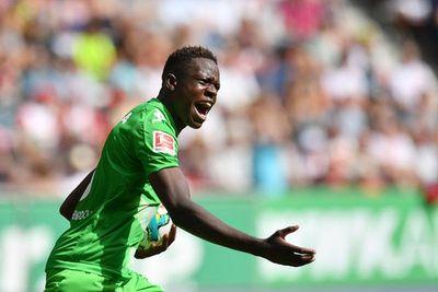 Mönchengladbach con Raúl Bobadilla igualó con el Werder Bremen