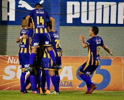 Sportivo Luqueño se adueña de los tres puntos ante General Díaz