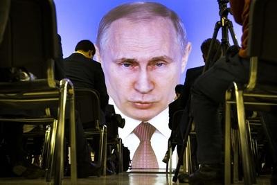 EE.UU. acusa a Putin de violar los tratados de armas con su nuevo misil