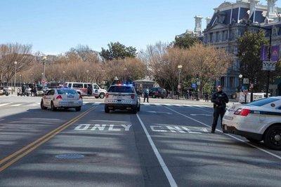 Incidente con disparos cerca de la Casa Blanca