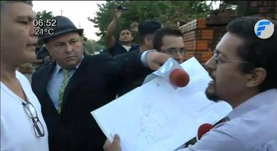 VIDEO: En medio de incidentes desalojaron el Club Cerro Corá