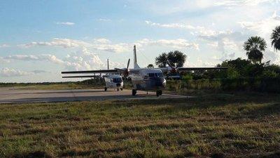 Cartes y Marito inaugurarán aeropuerto que culminó hace un año