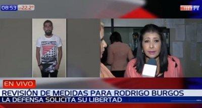 Burgos ratifica su inocencia antes de audiencia
